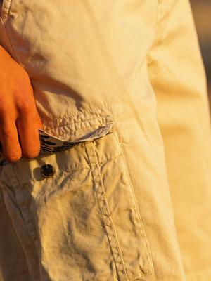 Panareha® | CRAB cargo shorts