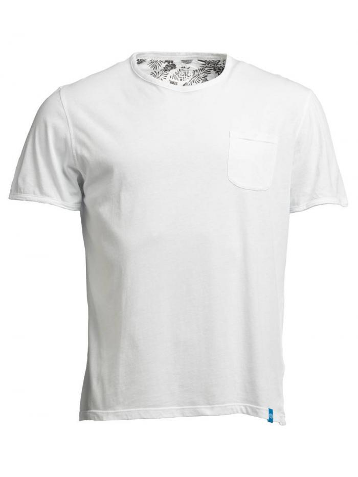 PANAREHA t-shirt con taschino MARGARITA TH1801G09