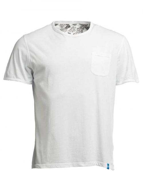 PANAREHA MARGARITA t-shirt mit tasche TH1801G09
