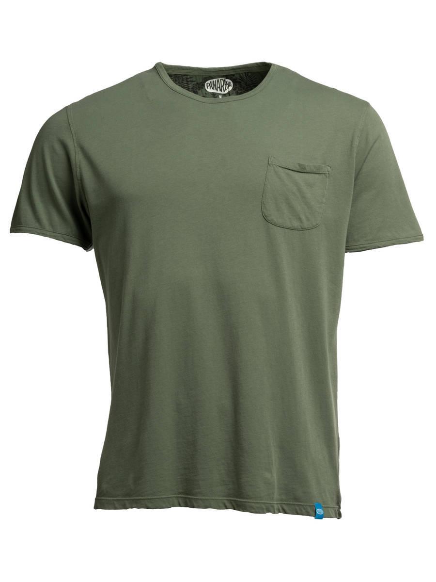 f727ab1d4 Panareha® men's t-shirts | MARGARITA pocket t-shirt | 100% cotton