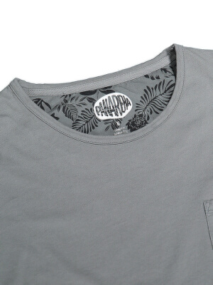 PANAREHA MARGARITA t-shirt mit tasche TH1801G03