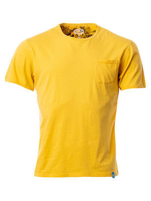 PANAREHA t-shirt con taschino MARGARITA TH1801G10