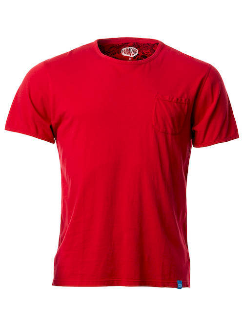Panareha® camiseta con bolsillo MARGARITA | TH1801G11