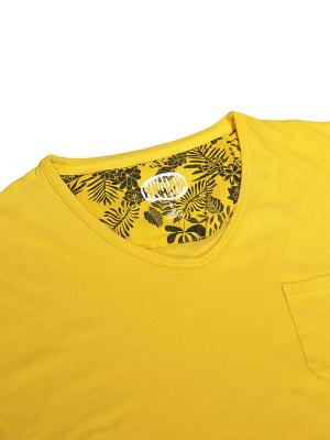 Panareha® MOJITO v-neck t-shirt   TH1802G01