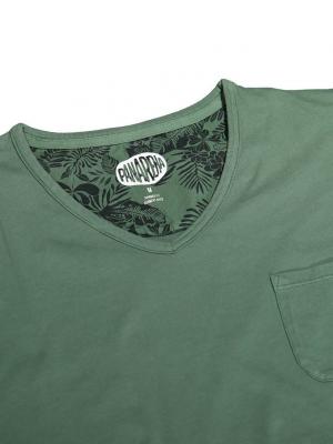 Panareha® MOJITO v-neck t-shirt | TH1802G08