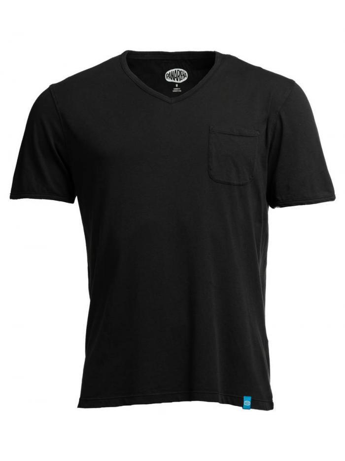 Panareha® t-shirt scollo a v MOJITO | TH1802G08