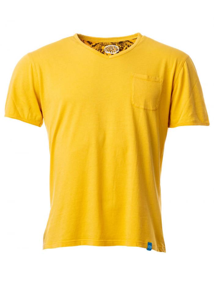 Panareha® MOJITO v-neck tee   TH1802G08