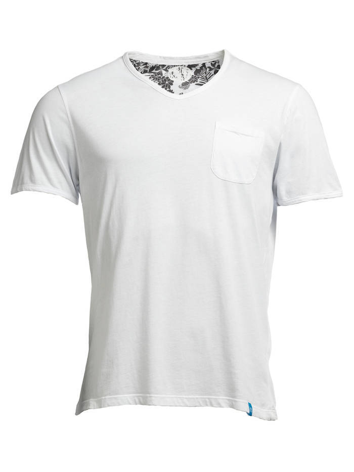 Panareha® MOJITO v-neck t-shirt | TH1802G09