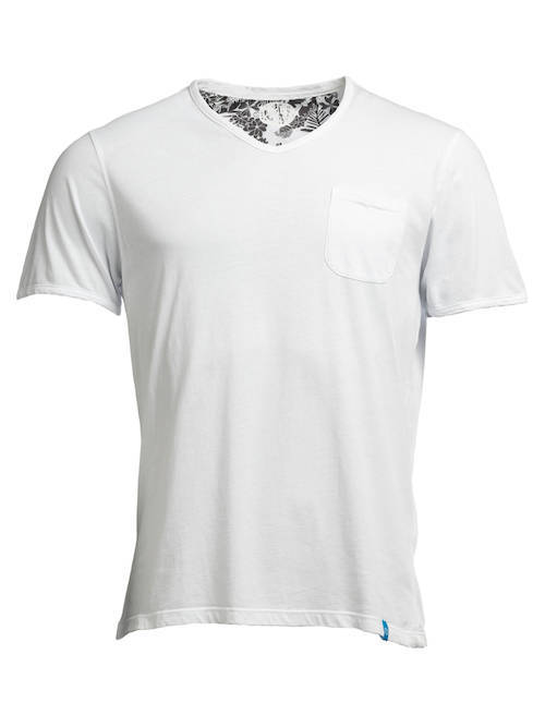 PANAREHA MOJITO v-neck tee TH1802G09