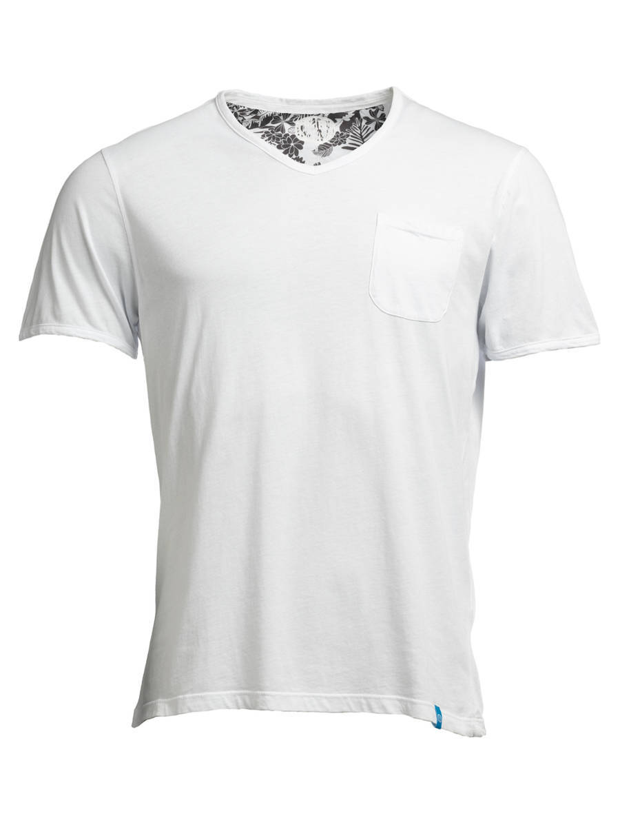 100% authentic a0ff0 43ffa MOJITO t-shirt v-ausschnitt