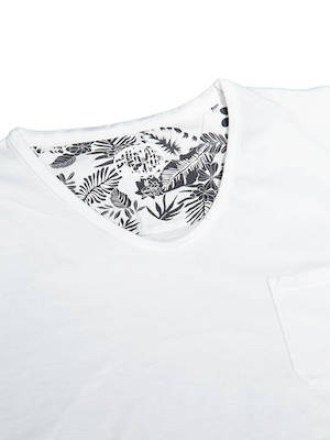 Panareha® camiseta cuello en v MOJITO | TH1802G09