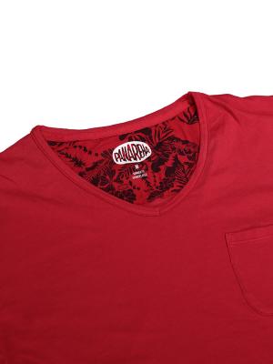 Panareha® MOJITO v-neck tee | TH1802G02