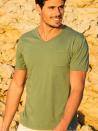 Panareha® MOJITO t-shirt v-ausschnitt | TH1802G02