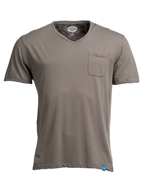 Panareha® MOJITO t-shirt v-ausschnitt | TH1802G03
