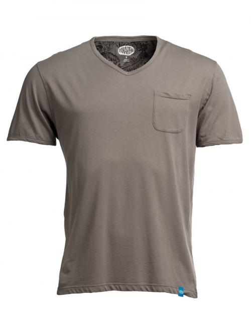Panareha® t-shirt scollo a v MOJITO | TH1802G03