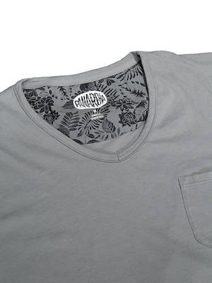 Panareha® t-shirt décolleté en v MOJITO | TH1802G03