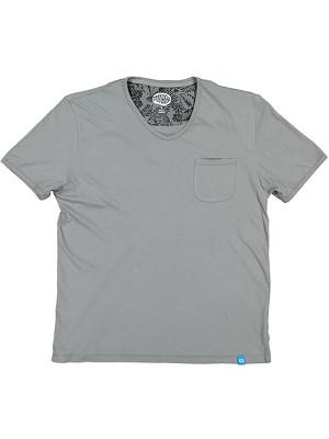 Panareha® MOJITO v-neck t-shirt   TH1802G10