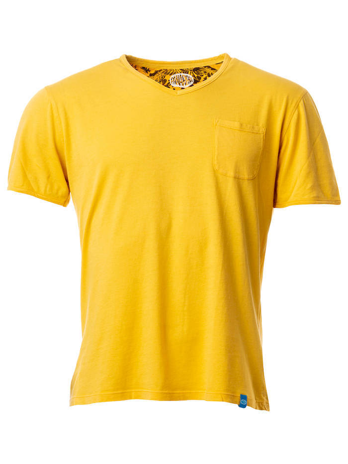 Panareha®   camiseta cuello en v MOJITO