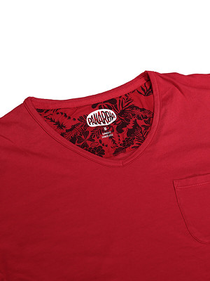 Panareha® camiseta cuello en v MOJITO | TH1802G10