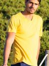 Panareha® t-shirt decote em v MOJITO | TH1802G10