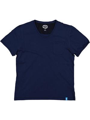 Panareha® t-shirt decote em v MOJITO | TH1802G11