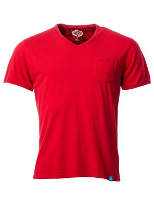 camiseta cuello en v MOJITO