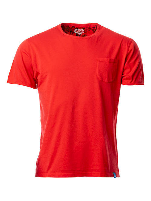 Panareha® camiseta con bolsillo MARGARITA | TH1801G06