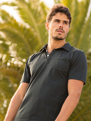 Panareha® polo con taschino DAIQUIRI | PH1801G05