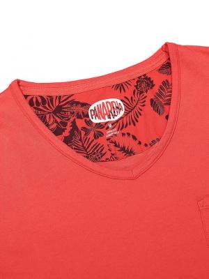 Panareha® | t-shirt décolleté en v MOJITO