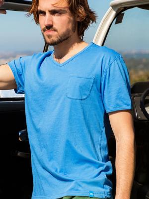 Panareha® MOJITO t-shirt v-ausschnitt | TH1802G12