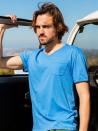 Panareha® camiseta cuello en v MOJITO | TH1802G08