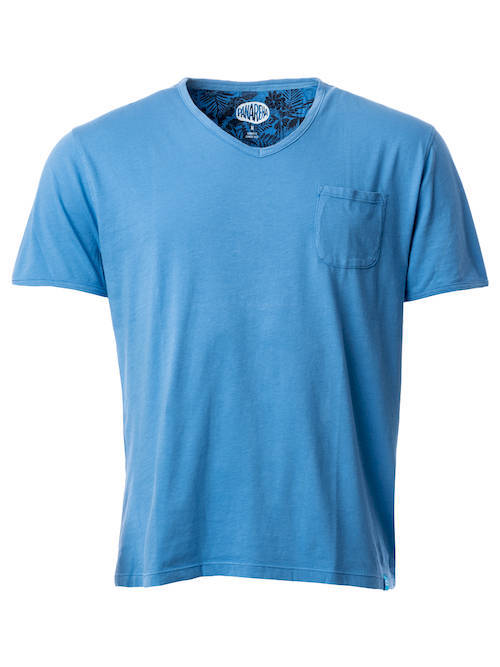 Panareha® MOJITO v-neck tee | TH1802G12