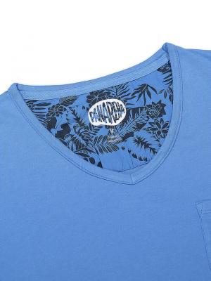 Panareha® MOJITO v-neck t-shirt   TH1802G12