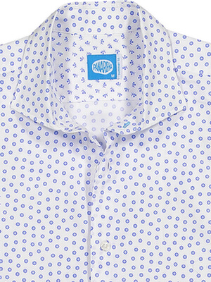 Panareha® | chemise fleurs FORMENTERA