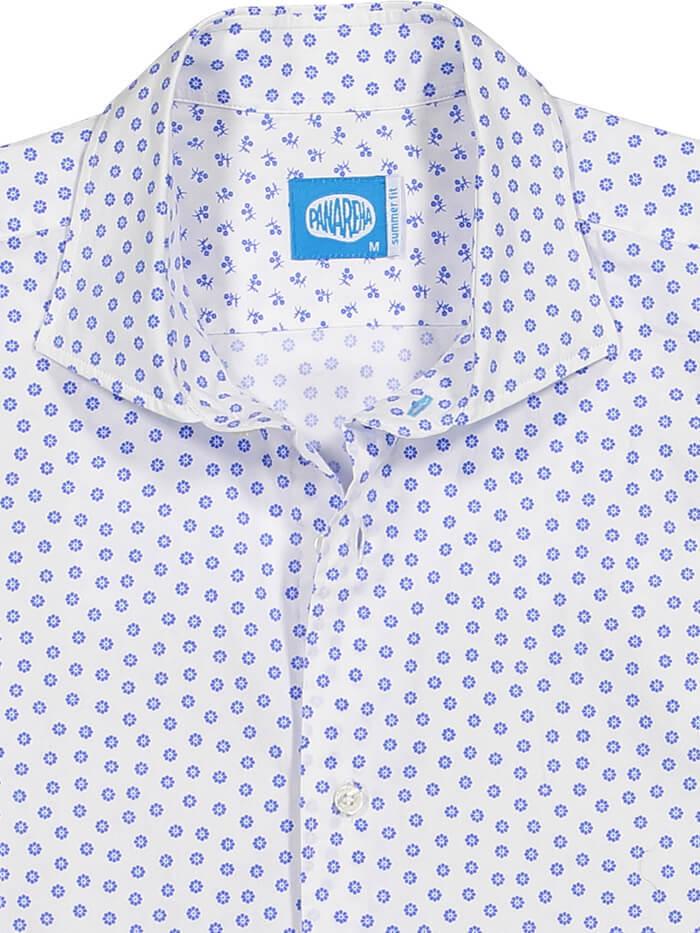Panareha® camisa de flores FORMENTERA | CH1815F05