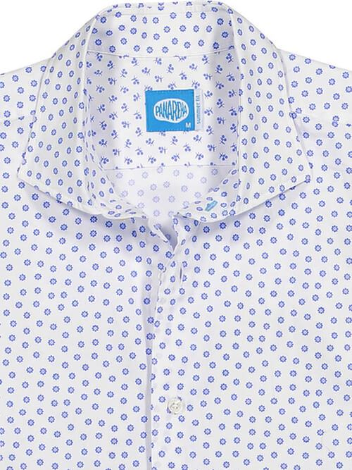 Panareha® chemise fleurs FORMENTERA | CH1815F05