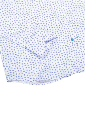 PANAREHA chemise fleurs FORMENTERA CH1815F05
