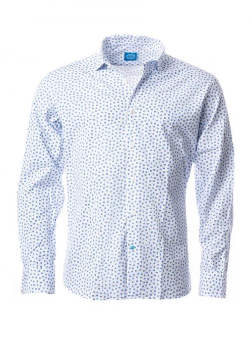 PANAREHA camisa de flores FORMENTERA CH1815F05