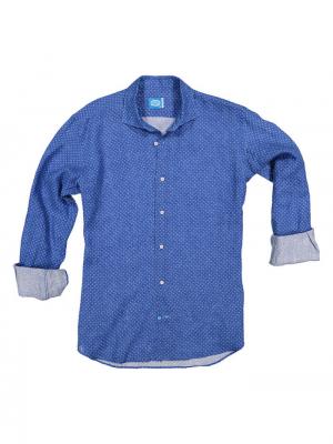 PANAREHA camicia di lino COPACABANA CH1803F02