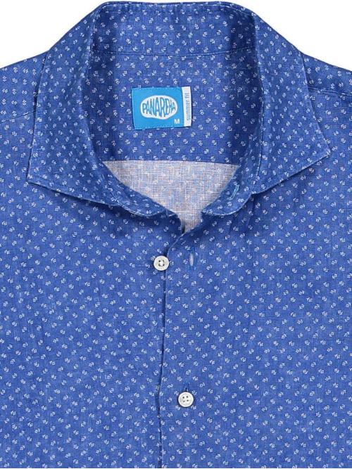 Panareha® camisa de lino COPACABANA | CH1803F02