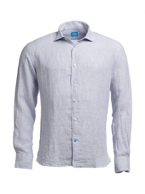 PANAREHA chemise en lin PHUKET CH1818R01