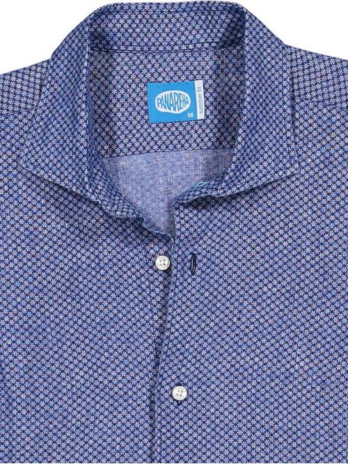 Panareha® camicia di lino MO'OREA | CH1806F03