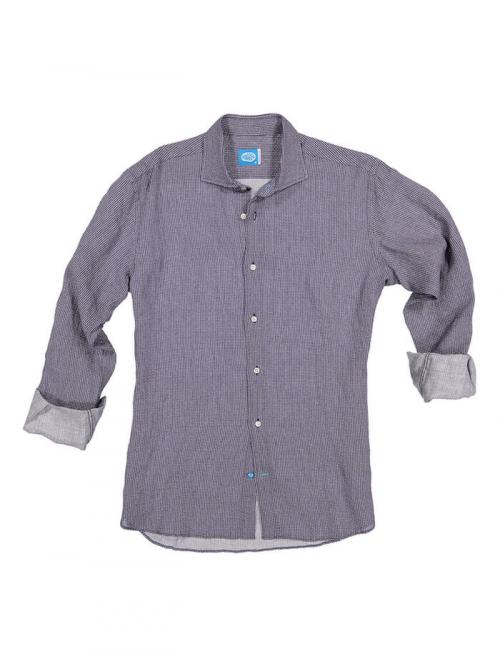 PANAREHA chemise en lin KAPALUA CH1804D01