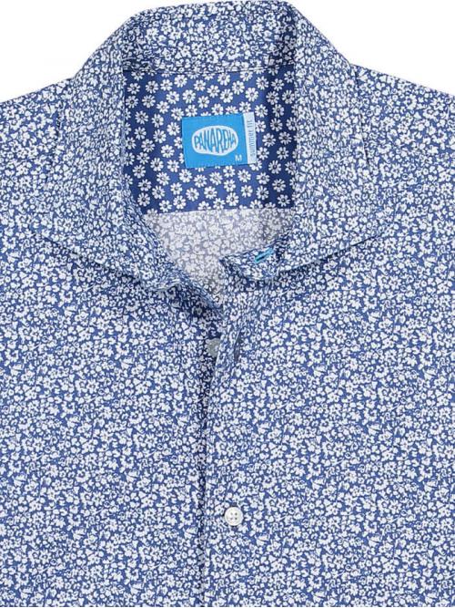 Panareha® chemise à fleurs CANGGU | CH1811F07