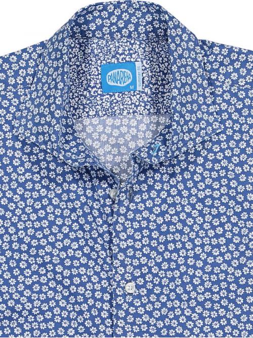 Panareha® chemise fleurs SEMINYAK | CH1812F08
