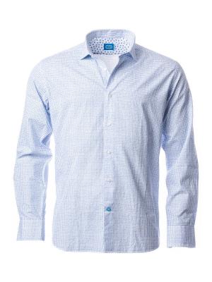 Panareha® camicia floreale MENORCA | CH1814F04