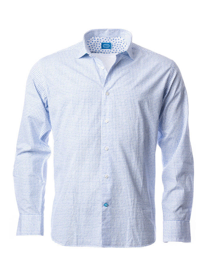 Panareha®   Camisa floral MENORCA