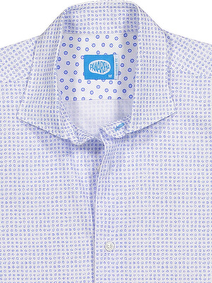 Panareha® | camisa floral MENORCA
