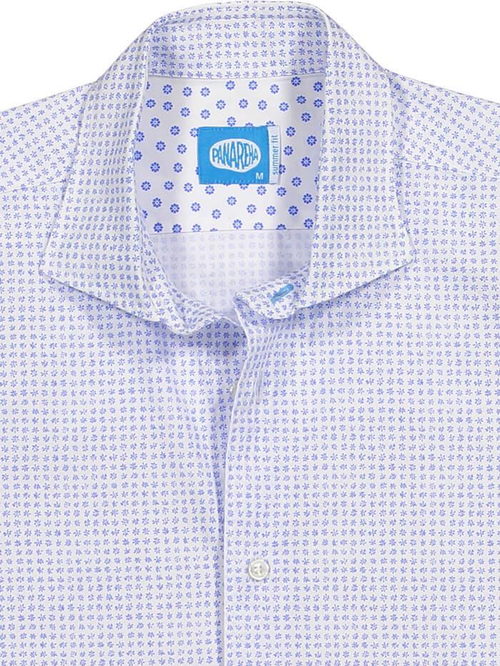 Panareha® chemise à fleurs MENORCA   CH1814F04