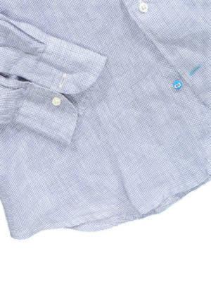 PANAREHA KRABI leinenhemd CH1819Q01